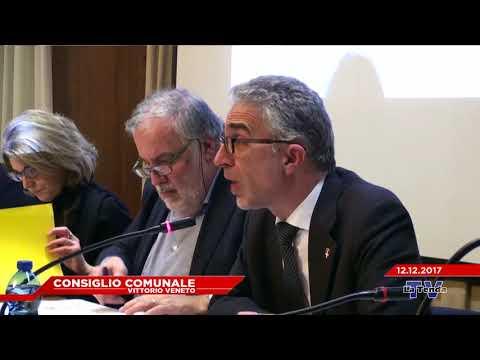 CONSIGLIO COMUNALE VITTORIO VENETO - Seduta del 12.12.2017