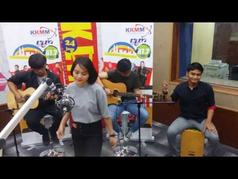 Cinta Terbuli - Fatin Majidi | Jon Jam Akustik | 16 November 2016