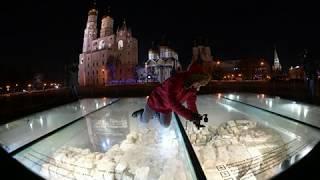 Кремль. Археологические окна. Тайны Чудова монастыря!