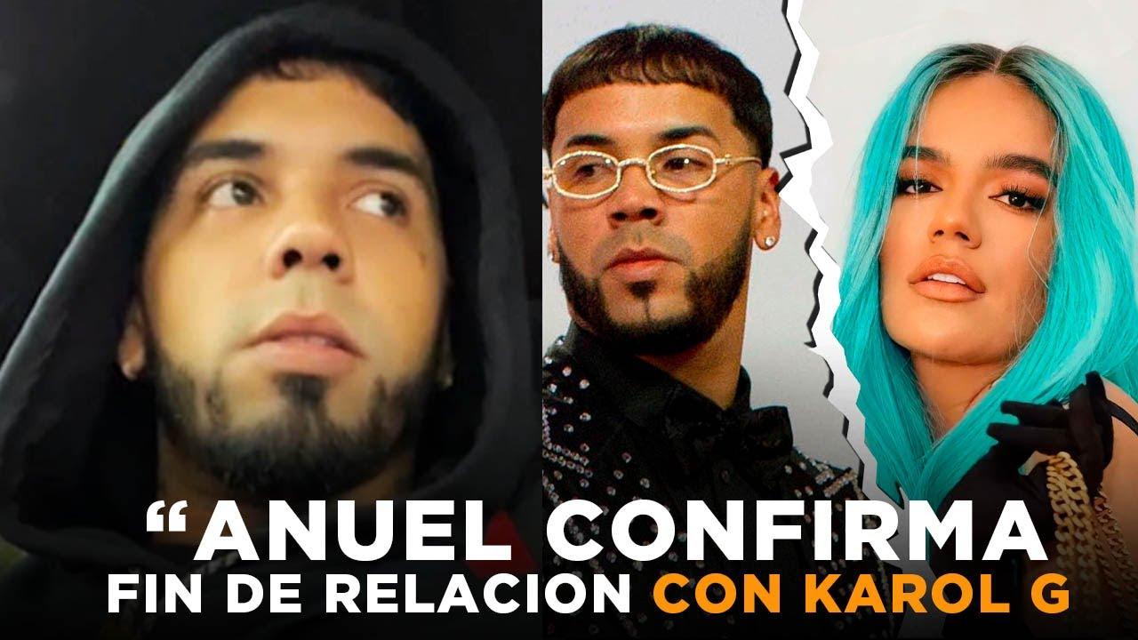 """ANUEL CONFIRMA SEPARACION CON KAROL G 💔😭 """"YO AUN LA AMO"""" (INSTAGRAM LIVE COMPLETO)"""