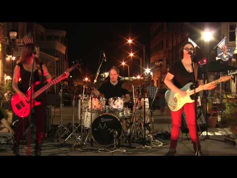 Jenny And The Felines - Tangerine - Live at Division St. Summer Music Series 8/31/13