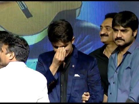 Roshan & Srikanth Emotional Moments @...