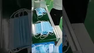덴탈(일회용) 마스크생산설비