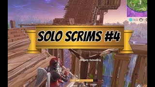 Solo snipes #4 - Some Intense fortnite build battles