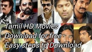 Download #Tamil HD 720p New movies for free 2017