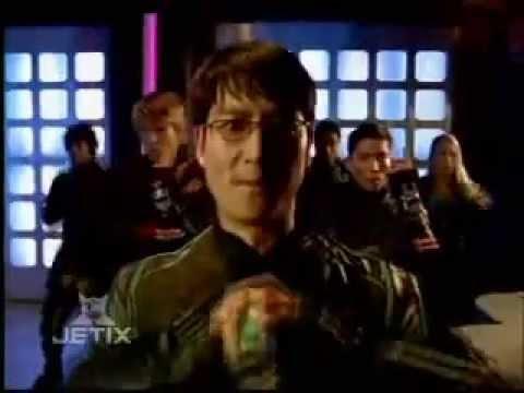 Video clip hay Power Rangers Ninja Storm Wind Thunder ...