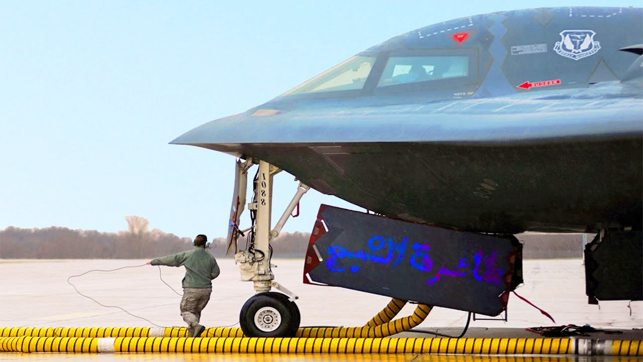 أكثر الطائرات الأمريكية سرية، تبلغ قيمتها 2,000,000,000 دولار أمريكي
