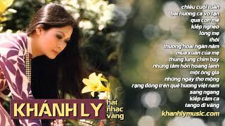 Khánh Ly hát nhạc vàng bolero