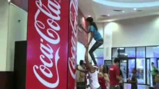 The Coca-Cola Friendship Machine Alternative Advertising Example