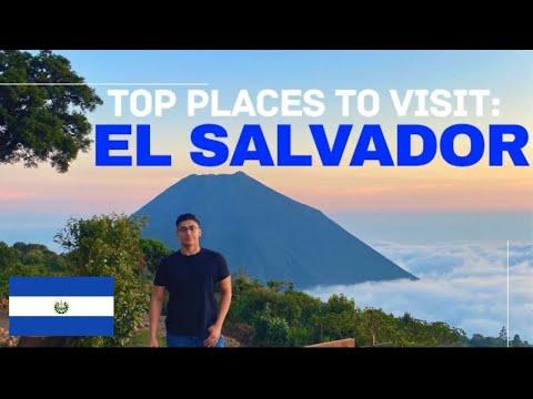 Top Things to do in EL SALVADOR 🇸🇻