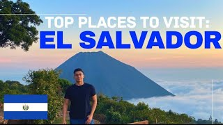 Top Things to do in EL SALVADOR 🇸🇻