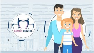 Approcks Motion Graphics | Family Dental Project