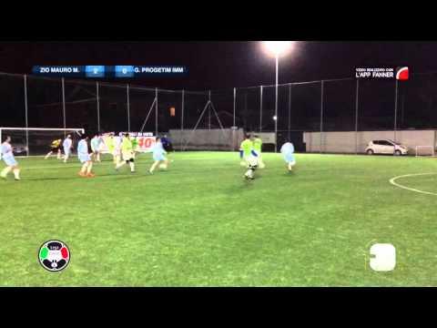 Top gol | Serie A - 20^ - Sbraglia ( Gruppo Progetim)