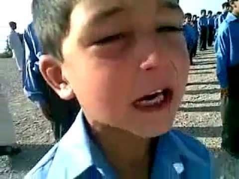 Funny - Pak Sar Zameen Shad Bad  By A Little Boy - 2011