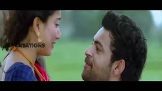 Sai Pallavi Emotional scene In fida full Movie    fida movie dialogues and romantic scenes