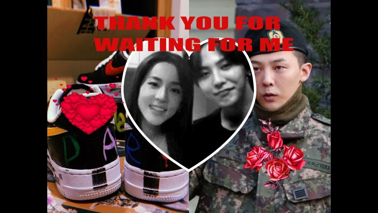 Sandara Park is the 'flower shoes' of G-Dragon, so romantic | believe me DARAGON is real!