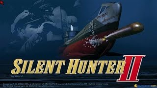 Silent Hunter II gameplay (PC Game, 2001)