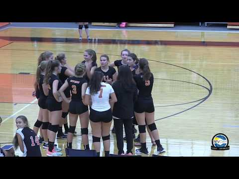 Beverly vs Danvers High School Volleyball