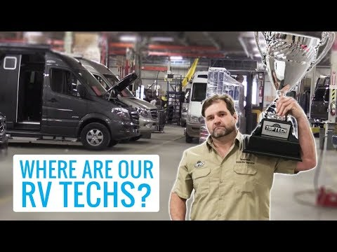 RV Industry Crisis: The Critical Shortage Of Service Technicians