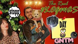 The Real Vlogmas Day 8📸: Επαγγελματική φωτογράφιση feat. Ζενεβιέβ | Tsede The Real