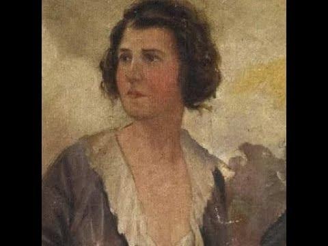 Agustina de Aragón, la heroína de Zaragoza.