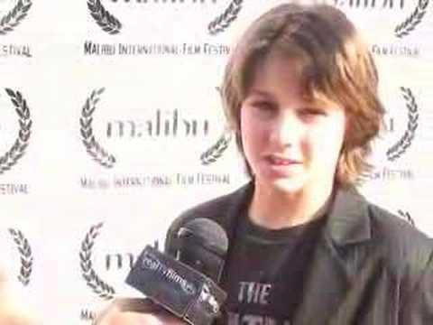 Dominic Scott Kay , Malibu Film Festival 2008