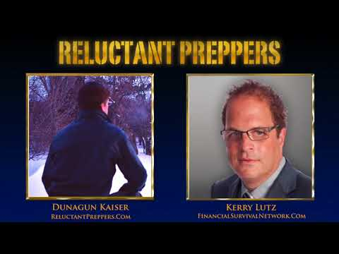 Your Immediate Economic Risk vs  2008 Collapse? (ENCORE) | Kerry Lutz  Financial Survival Network