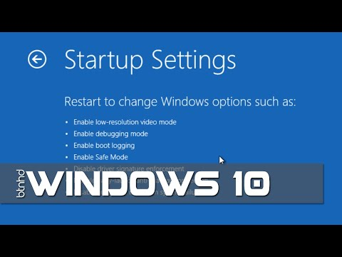 Windows 10 Safe Mode!