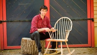 Building a Traditional Windsor Rocking Chair DVD Trailer