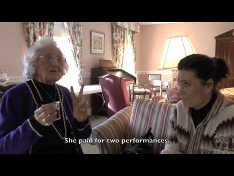 Opera Star Seeking Maria Callas