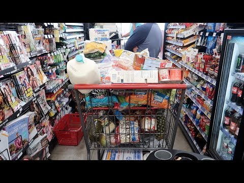 Vlog: *February 19, 2018* ~We Finally Bought Groceries!~