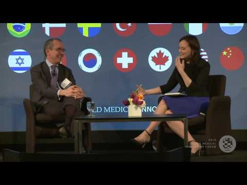 2016 WMIF | Fireside Chat: Giovanni Caforio, MD, CEO, Bristol-Myers Squibb