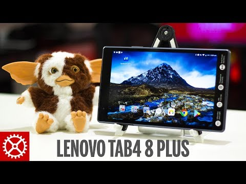 Lenovo Tab4 8 Plus Android 7.1 Tablet Review - Gizmo Approved!