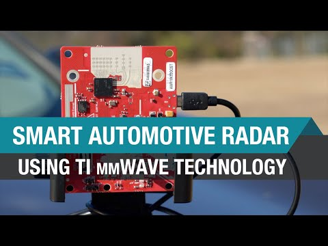 Automotive TI MmWave Sensors For Mid-range Radar