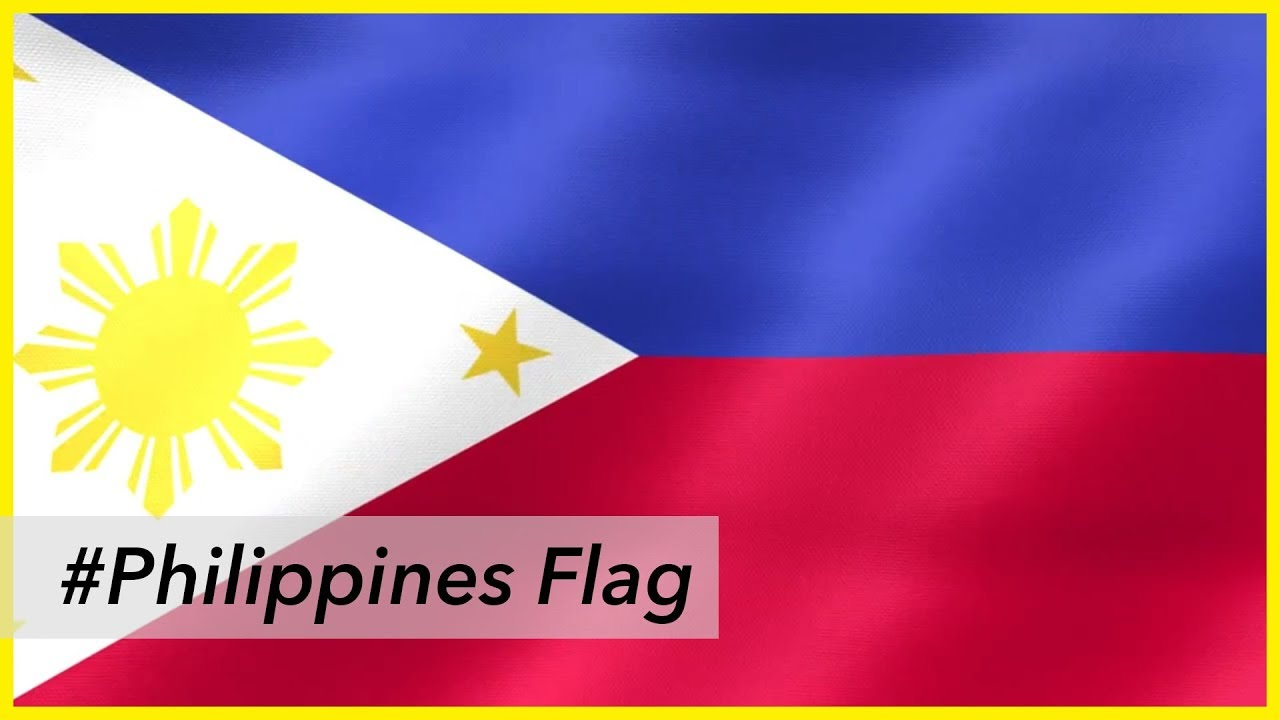 Group Of Philippines Grungy Flag By
