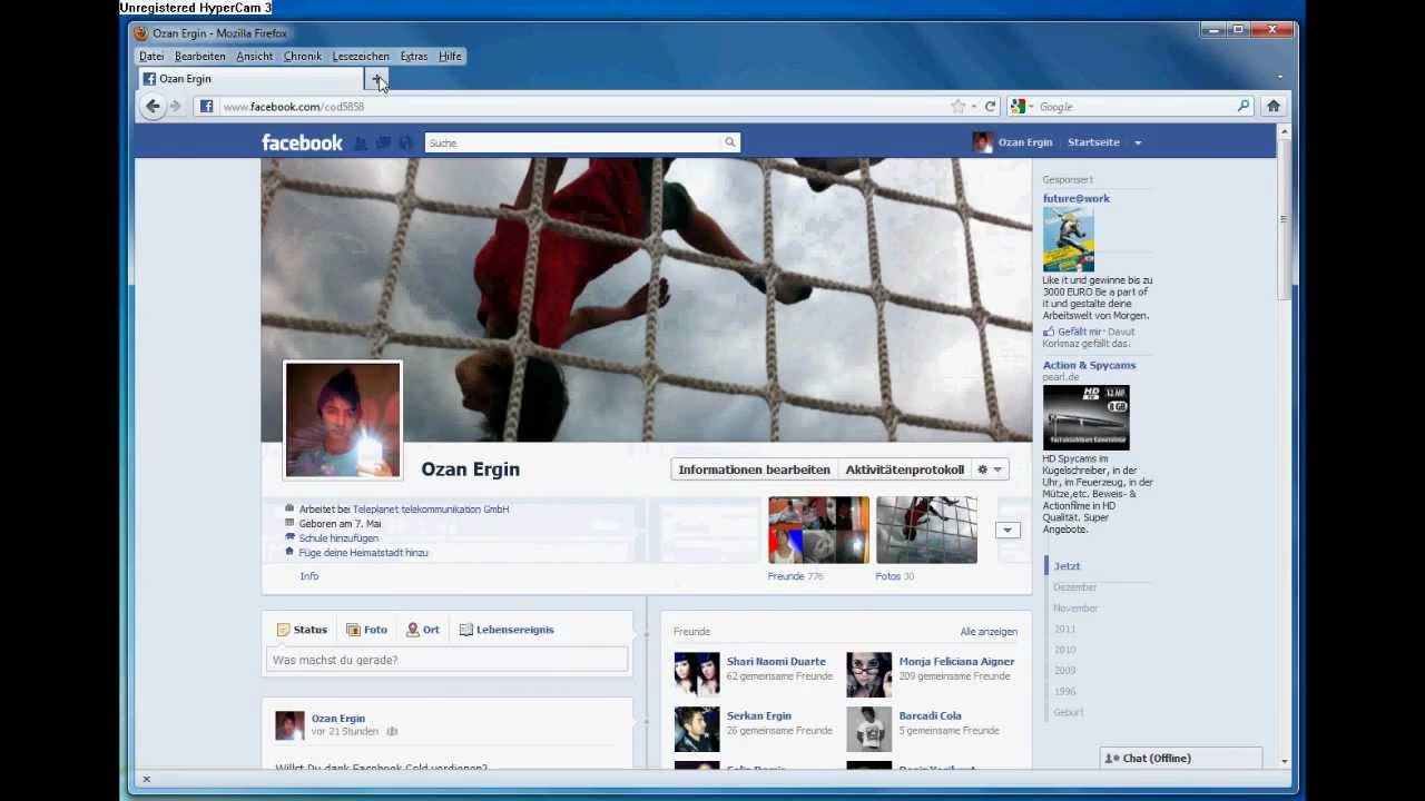 Facebook Deaktivieren Link