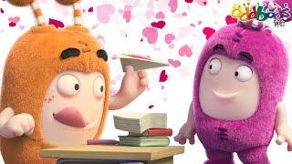 Oddbods | NEW | SPEED DATING - स्पीड डेटिंग | Valentine's Special | Funny Cartoons For Children