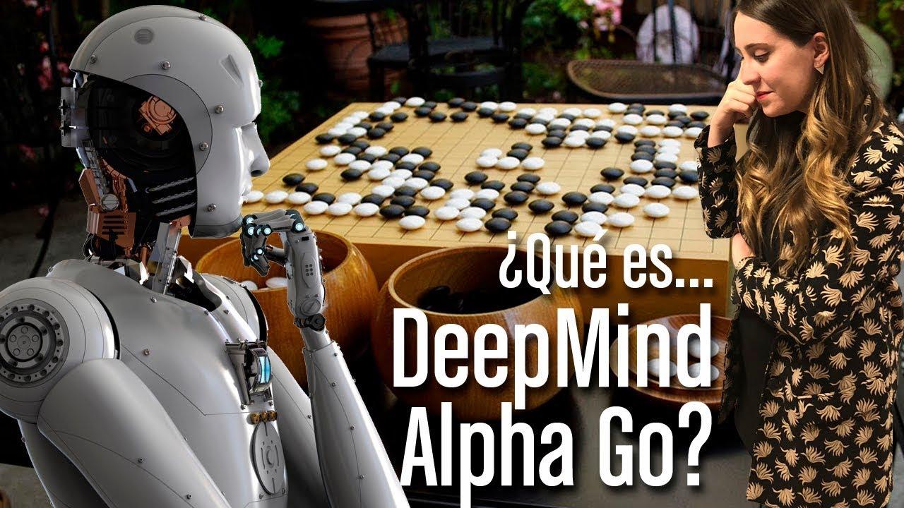 Resultado de imagen de l robot AlphaGo Zero de DeepMind