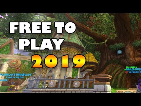 Wizard101 Free To Play In 2019