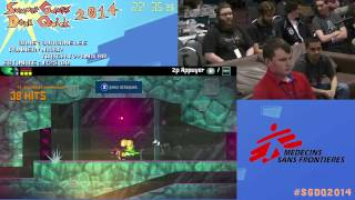 Summer Games Done Quick 2014 - Part 67 - Guacamelee
