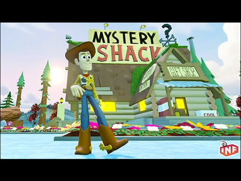 Gravity Falls Mystery Fair Polar Ball a Disney Infinity Toy Box preview