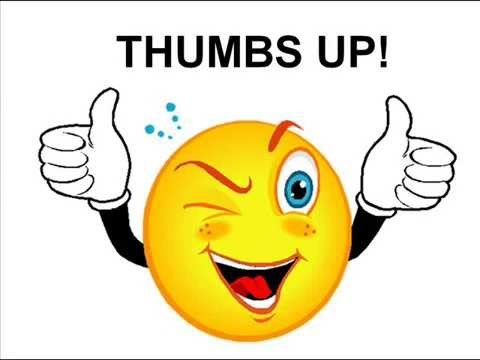 Thumbs Up Kids Song