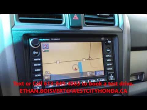 2011 Honda CRV EXL NAVIGATION WWW.WESTCITYHONDA.CA