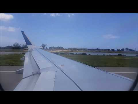 Jetblue A320 Montego Bay - New York (JFK) Full Flight