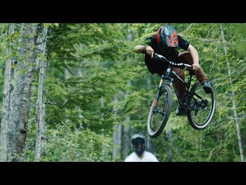 Building the Dream Slalom - Behind the Surreal MTB Course