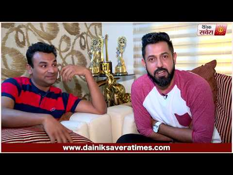 Gippy Grewal | Carry On Jatta 2 Announcement | Special interview | Dainik Savera