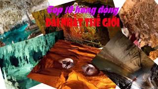 Top 10 hang động dài nhất thế giới