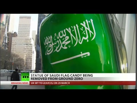 Saudi Arabia Statue Kicked Out From Ground Zero – RT Follow up
