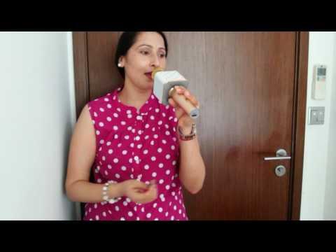 Yeh kaisi mohabbat kaha ke fasane sung by Manju Bala