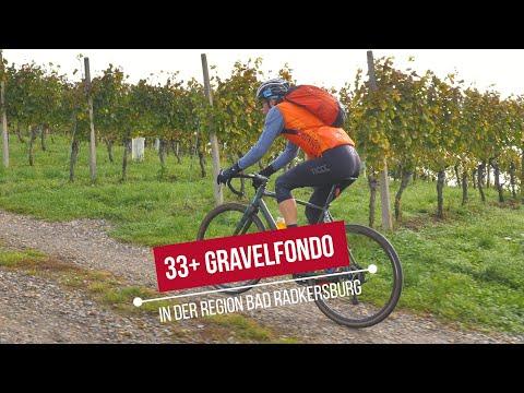 33+ Gravelfondo in der Region Bad Radkersburg | Styria | Austria | vulkantv.at